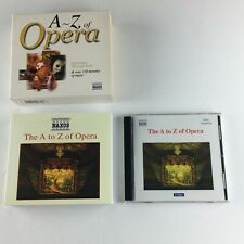 Various The A To Z Of Opera Used CD VG+ 747313503728