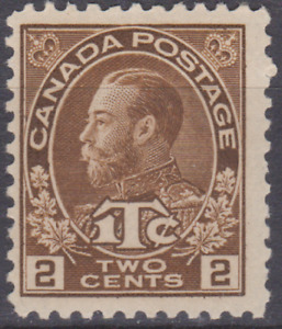 Canada 1916 Coil MNH 2c + 1c Brown Die I SG238 Cat £375