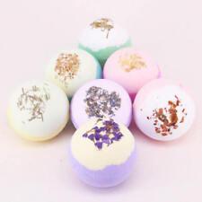 1PC 100g Bath Ball Natural Salt Body Skin Care Bubble Bombs Skin Exfoliating kdw