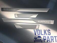 Kit 4 battitacco anteriori - posteriori originali Skoda Karoq 57A 071 303