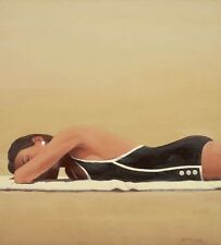 Jack Vettriano - Scorched - Limited Edition Print - Signed 46,8x42,8cm