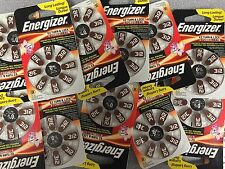(48) ENERGIZER 312 LONG TAB HEARING AID BATTERIES COMPARE TO DURACELL EXP 2020