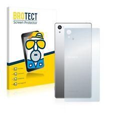 2x Film Protection Mat pour Sony Xperia Z5 (Arrière) Protecteur Ecran