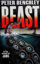 Beast by Peter Benchley (1991, Hardcover)