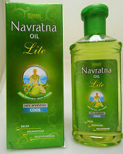 Himani Navratna 100ml Cool Lite Oil Maha MahaBhringraj Green Almond Ayurvedic