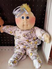 Xavier Roberts Soft Sculpture Cabbage Patch Original Kid 1992 Newborn
