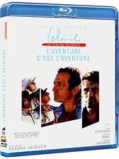 Blu Ray : L'aventure c'est l'aventure - Ventura / Brel - Ed Remasterisée - NEUF