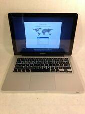 "Apple MacBook Pro 13"" A1278 Mid-2012 Intel i5-3210M 4GB 500GB macOS 10.15 - ZY"
