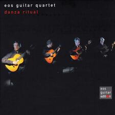 Eos Guitar Quartet : Danza Ritual CD (2018) ***NEW***