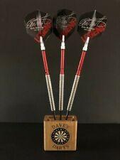 22g Tungsten darts - Eric Bristow style & set up