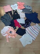 Girls Clothes Bundle Age 3-4 Years JOJO, NEXT, GAP, LUPILU, ... (19items)