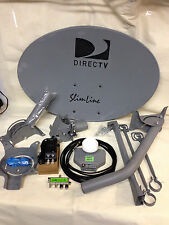 Directv Kaku slimline  satellite HD dish antenna SWM 3 Directv HD swim 3