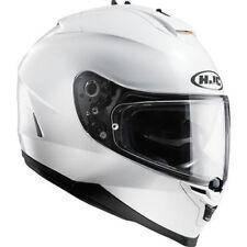 Casques blancs taille S HJC moto pour véhicule