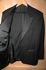 44 Hugo Boss Cary Grant Peak Lapel Tuxedo Size 44 L 0e7195ad74