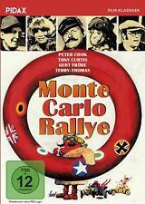 Monte Carlo Rallye * DVD Film mit Tony Curtis Terry-Thomas Gert Fröbe * Pidax