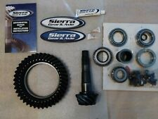GM 12 bolt Ring & Pinion Chevy Car 4:10 Ratio complete Kit Set