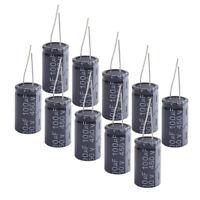 10 pcs 18x30 mm 100uF Voltage 450V 105°C Radial Aluminum Electrolytic Capacitor