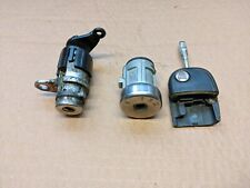JAGUAR X-TYPE 2009 IGNITION BARREL DOOR LOCK SET & KEY