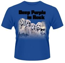 DEEP PURPLE' In Rock ' T-Shirt (S - XXXL) - Nuevo y Oficial