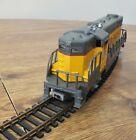 Vintage AHM Union Pacific Diesel Locomotive HO Scale Train - Head Lights - Runs