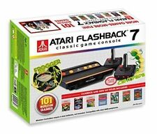 Atari Flashback 7 Game Konsole (Frogger Edition) - 101 Built-In Games