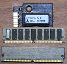 Mitsubishi Memory EDO RAM PS/2 - SIMM 72 pin MH1M36CYJ-6 4791Kb Qté 2