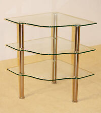 Triangle Side & End Tables with Flat Pack