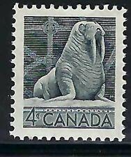 CANADA - SCOTT 335 - VFNH - WILDLIFE - WALRUS - 1954