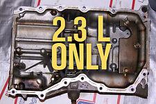 06 07 Aluminum Mazda 3 Engine Motor Oil Pan 2.3 Engine Models Crankcase 2.3L