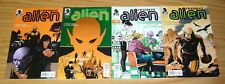 Resident Alien #0 & 1-3 VF/NM complete series - dark horse comics 2 3 set lot