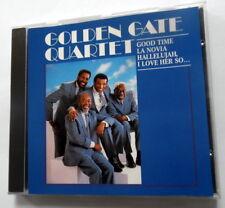GOLDEN GATE QUARTET CD s/t GERMAN Import DA label GOSPEL Pop VOCAL KZcd130