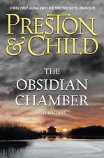 The Obsidian Chamber  (ExLib) by Douglas Preston; Lincoln Child