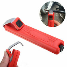 8-28mm Stripping Cutter Plier Crimper Red Wire Stripper For PVC Rubber Cable