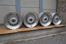 """Original BBS RS 211/022 16"""" 5x120  8Jx16"""" ET11 u 9x16"""" ET 24 für BMW E30 M3"""