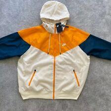 NEW Mens Nike NSW Windrunner FZ Jacket Hoodie OG Casual Gym Running Ltd Edtn XL