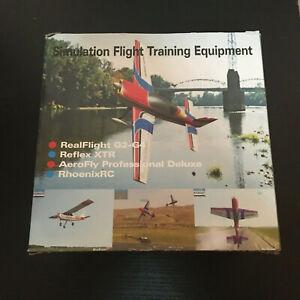 RC Emulator 6-channel 0904A Simulation Flight Training Equipment XTR US Seller