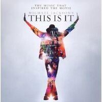 "MICHAEL JACKSON ""MICHAEL JACKSON'S THIS IS IT"" 2 CD NEUWARE"