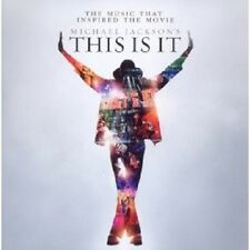 "Michael JACKSON ""Michael Jackson 's This Is It"" 2 CD NUOVO"