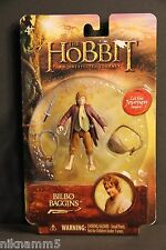 1 Set of Original Action Figure Figurine of Bilbo Baggins From The Hobbit Series