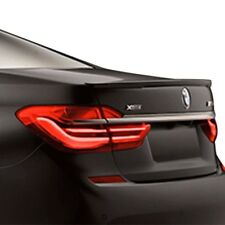 For BMW 740e xDrive 17-19 T5i Factory Style Rear Lip Spoiler Unpainted