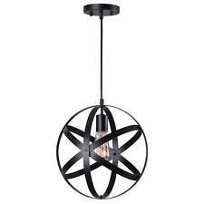 Home Decorators Collection 1-Light Black Mini Pendant Item # 1001.610.048