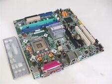 SCHEDA MADRE SOCKET 775 LENOVO THINKCENTRE +CPU INTEL DUAL CORE E2140+MASCHERINA