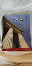Accepted! A College Planning Workbook, 3rd Edition AAYC College Planning Service
