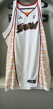 Seattle Storm 2009 season Adidas Wnba Basketball Jersey Sz 3Xl Rare Blank Vintag