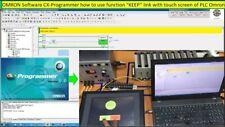 OMRON PLC SOFTWARE CX-One_V4.4/CX-Programmer_V9.61 WITH LICENSE KEY ACTIVATION