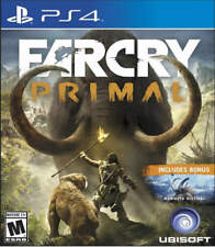 Far Cry Primal PS4 New PlayStation 4, PlayStation 4