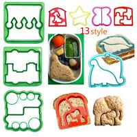 Sandwich Cutter Animal Shape Bread Toast Mold Mould Maker Kids DIY Lunch Eyeful