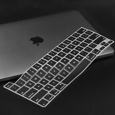 LENTION 2020 MacBook Pro A2141 A2289 Silicone Keyboard Cover Protective Skin