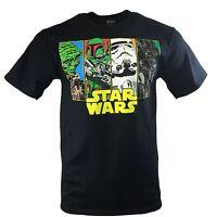 """STAR WARS Men's T-Shirt - """"Rise of Skywalker"""" - MEDIUM ONLY"""