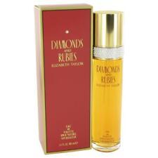 perfume mujer DIAMONDS & RUBIES Elizabeth Taylor Eau De Toilette Spray 3.4oz